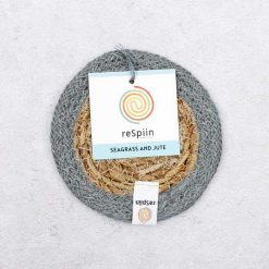 seagrass coaster