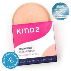 award winning hydrating shampoo bar
