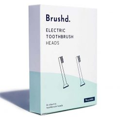philips sonicare recyclable toothbrush heads in cardboard box