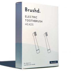 oral b recyclable electric toothbrush heads with standard bristles