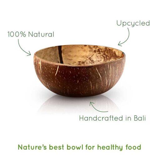 coconut bowl infographic