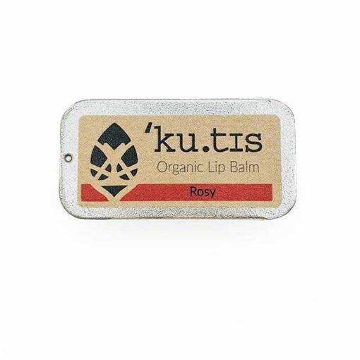 organic tinted lip balm tin
