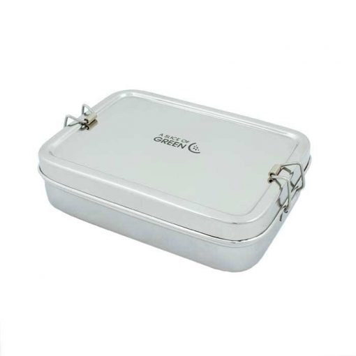 stainless steel lunch box with mini container