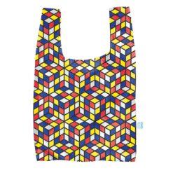 cubes shopping bag