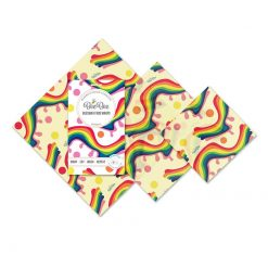 mixed pack rainbow wraps