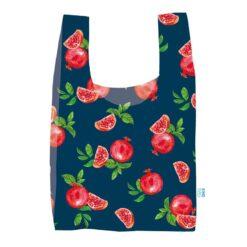 pomegranate shopping bag