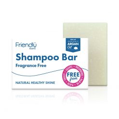fragrance free shampoo bar