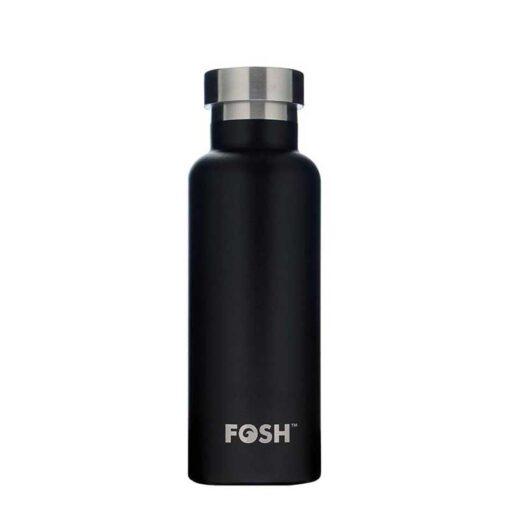 vital black water bottle