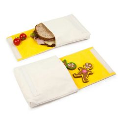 organic cotton snack pack et of 2