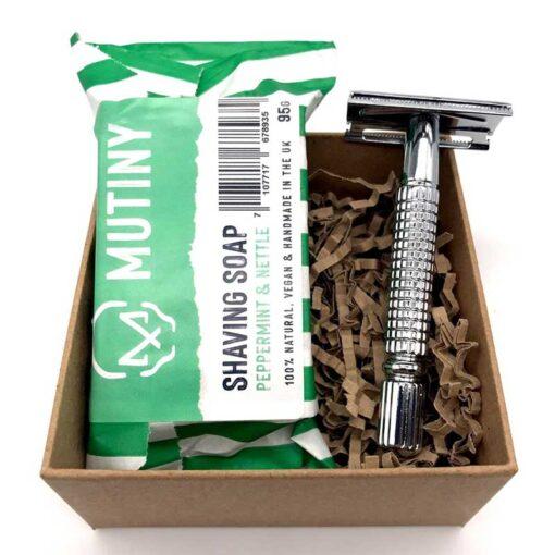 mini shaving set