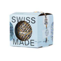 recycled twine in cardboard box