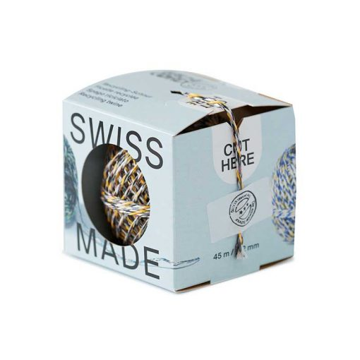 recycled twine in box