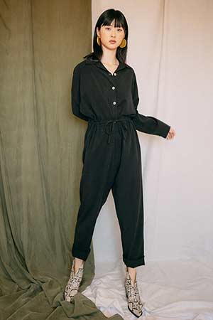ethical clothing brand making sustainable boiler suits