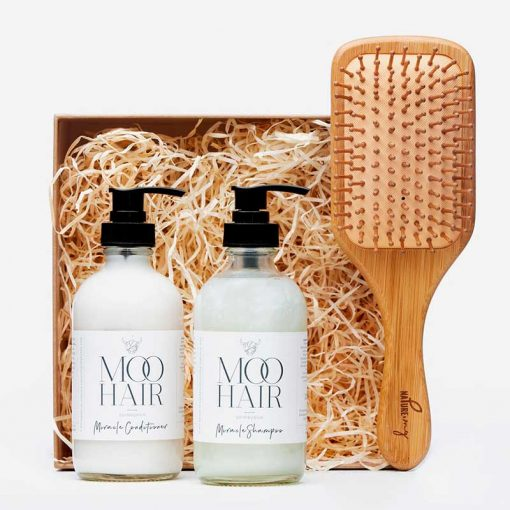 hair elementals gift set from moo hair