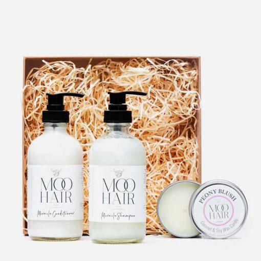 hair stars gift set from moo hair