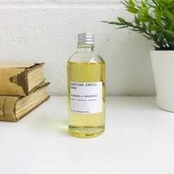 jasmine and patchouli diffuser refill