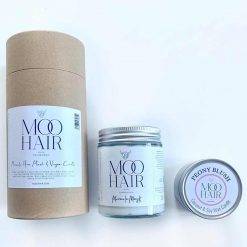 haircare gift tube from moo hair