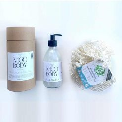 body wash gift tube