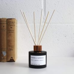 jasmine and patchouli reed diffuser