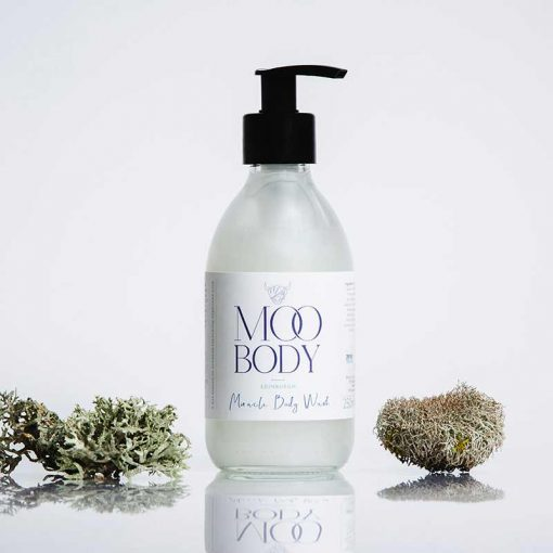 miracle body wash with pump