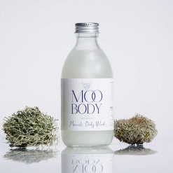 miracle body wash with aluminium lid