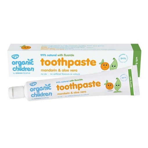 fluoride toothpaste for kids