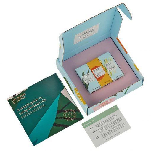 freshen up essential oils gift set