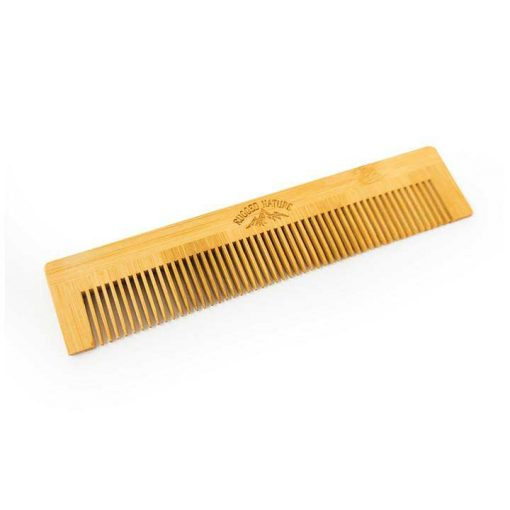 bamboo styling comb