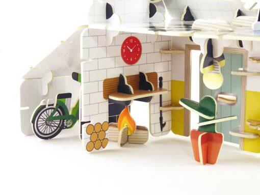 eco house kitchen toy