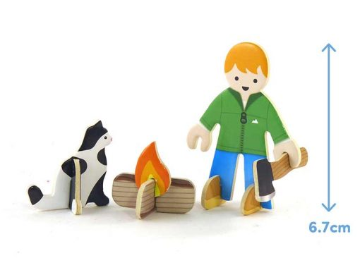 toy man from eco house play set