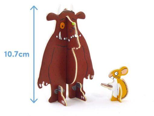 the gruffalo plastic free toy