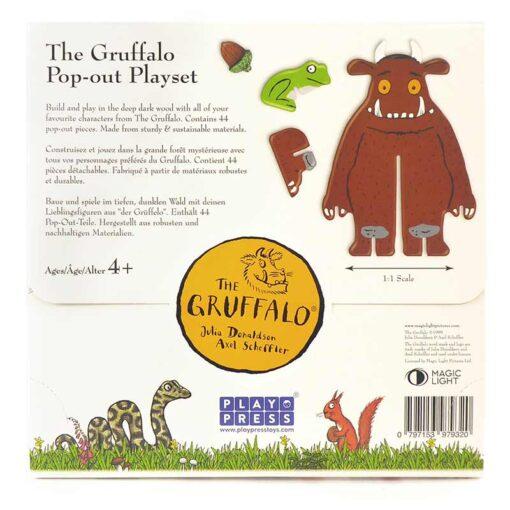 gruffalo playset for kids
