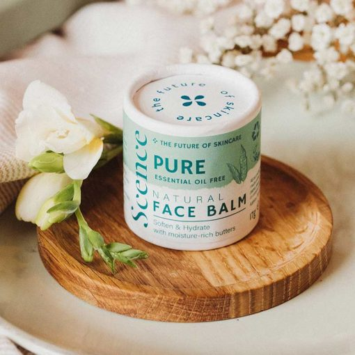 pure gentle face balm