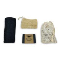 mens shower kit