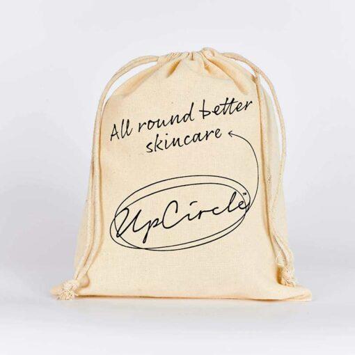 upcircle drawstring bag