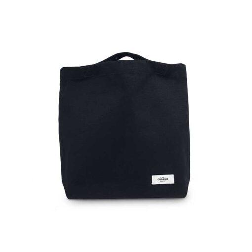 my organic bag in black