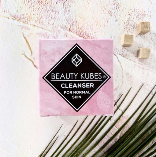 beauty kubes face cleanser