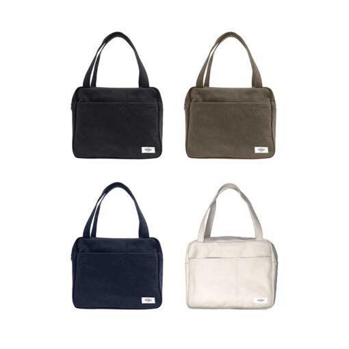 4 organic cotton laptop bags