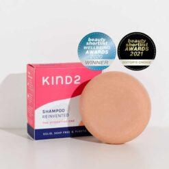 hydrating shampoo bar with awards