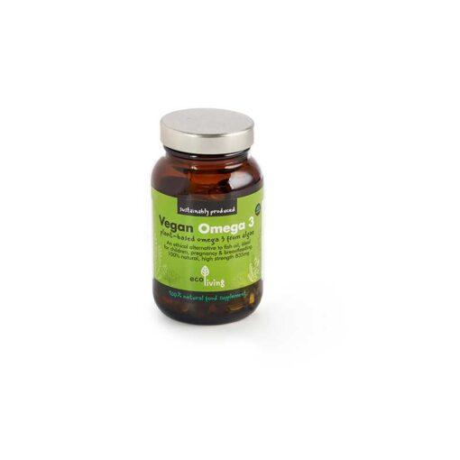 vegan omega 3 capsules