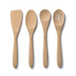 Organic Bamboo Essential Utensils