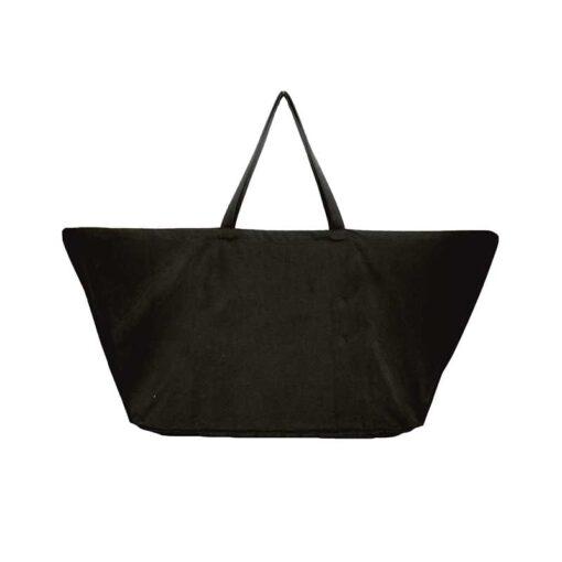 organic cotton weekend bag