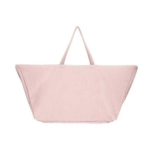 weekend bag woman in pink