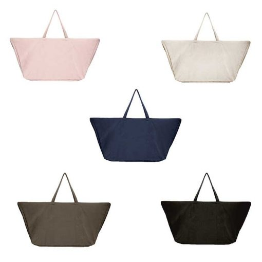 big long bag large organic bags in different colours