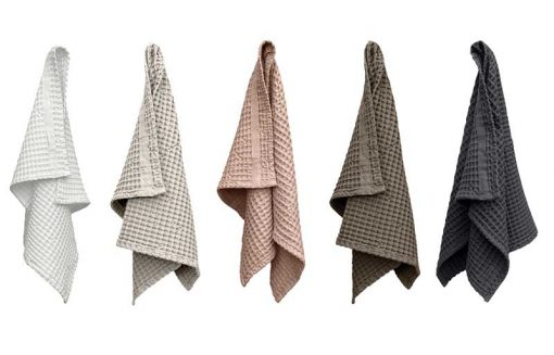 organic cotton hand towels