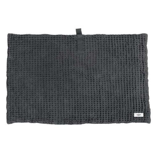 organic cotton bath mat