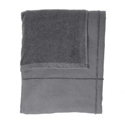 calm towel to wrap folded up