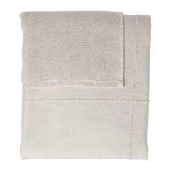organic towel wrap foled up