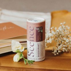 scence natural deodorant lifestyle shot