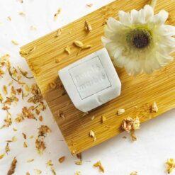 natural black jasmine soap bar